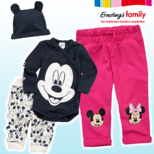 Süße Mäuse bei Ernsting's Family