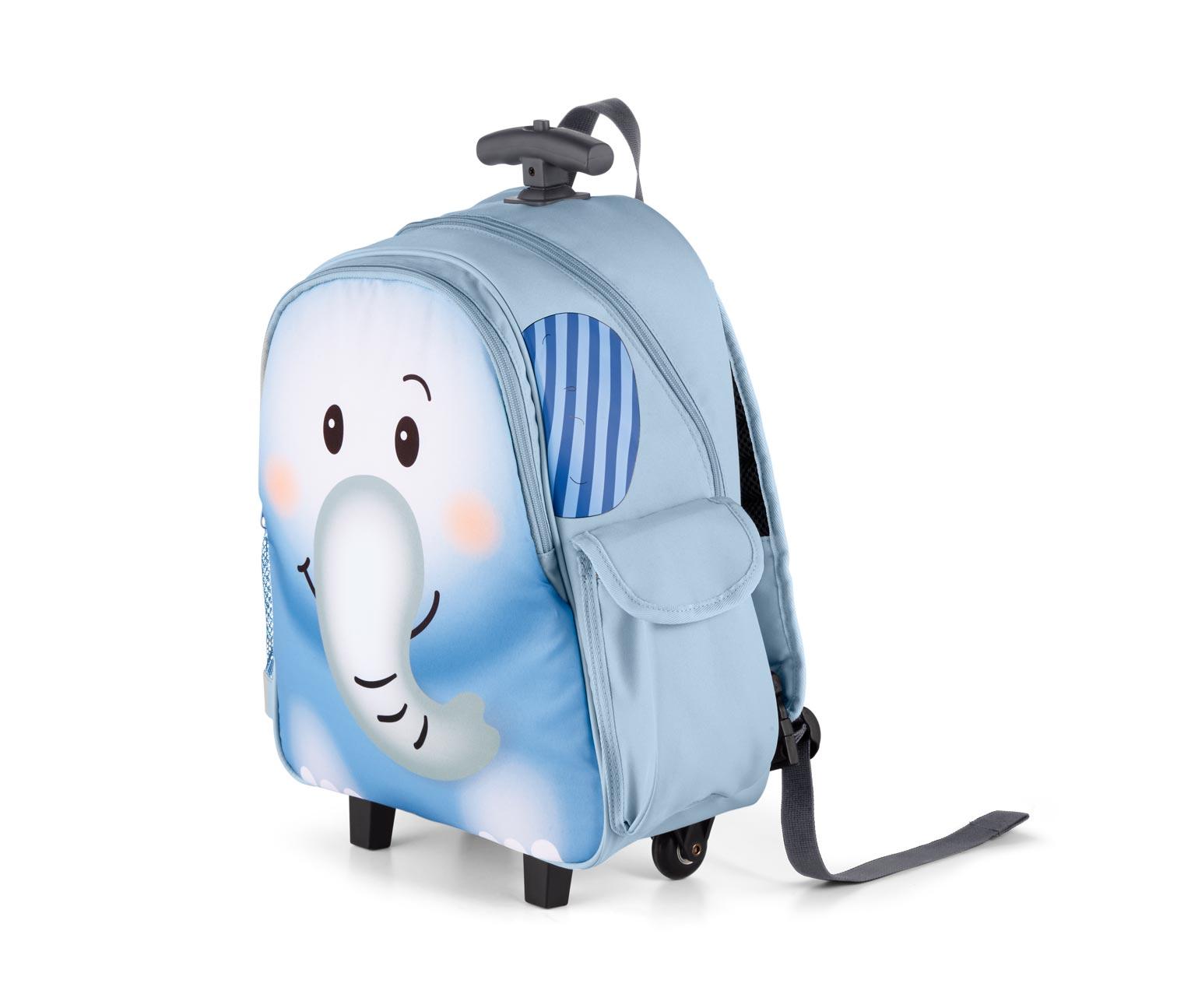 Kindertrolley im Elefantendesign