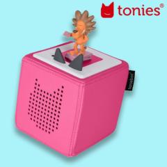 Toniebox mit Löwenfigur