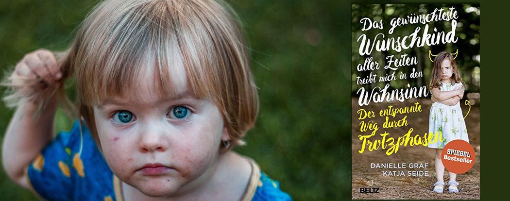 Banner: Buchrezension: Das gewünschteste Wunschkind aller Zeiten treibt mich in den Wahnsinn