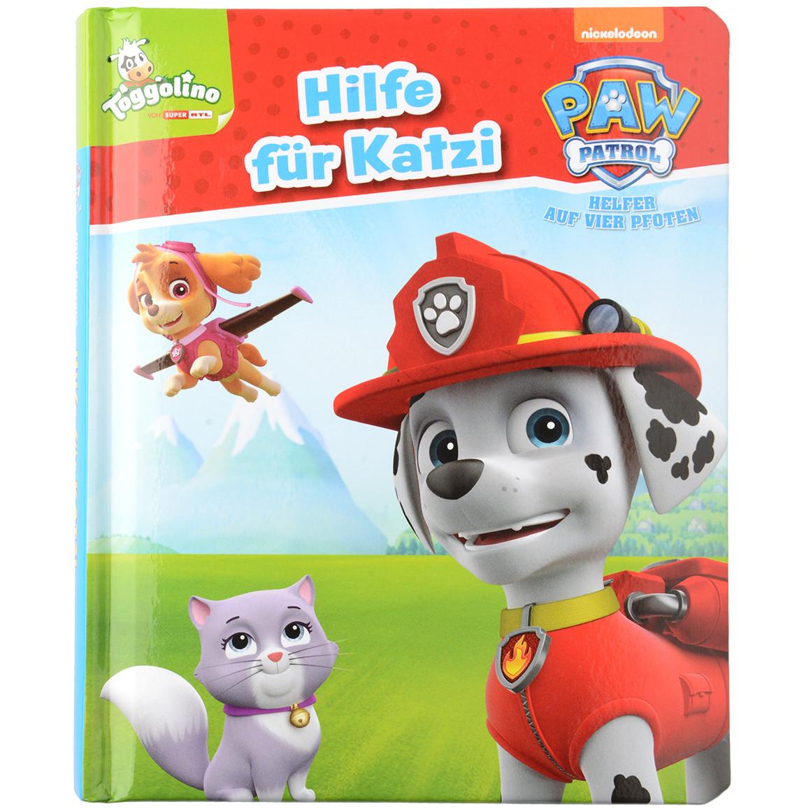 Hilfe für Katzi Buch
