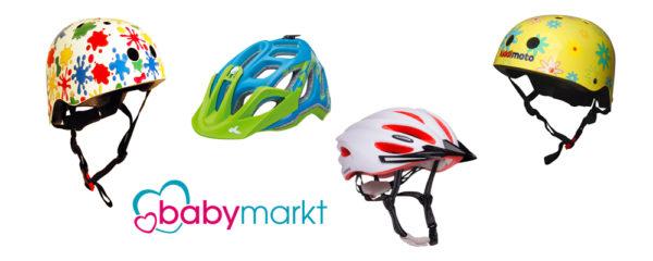 BabyMarkt Fahrradhelme Sale