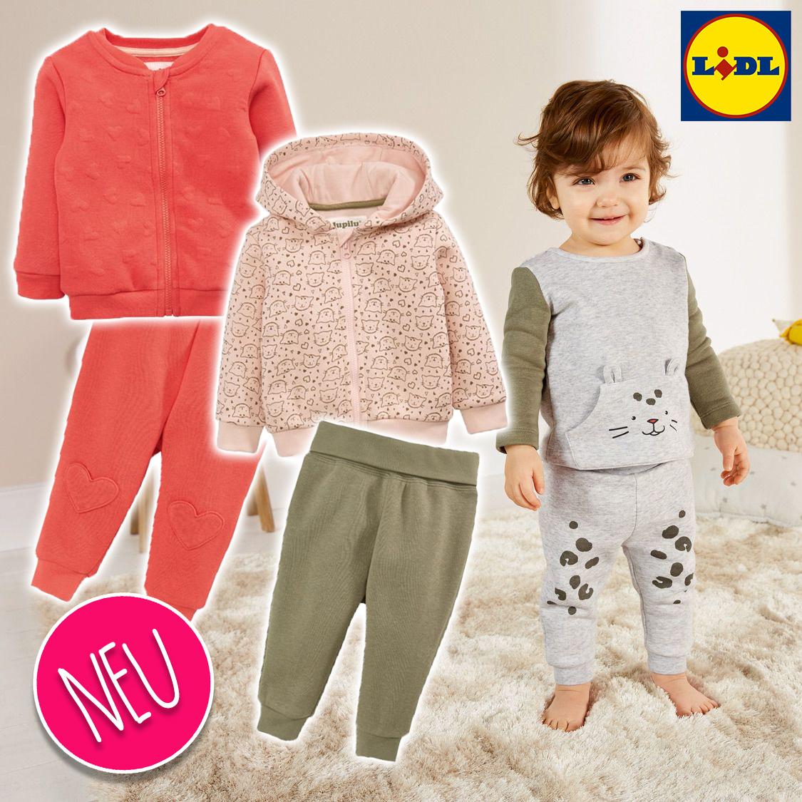 Neue LIDL Kollektion für Kleinkinder