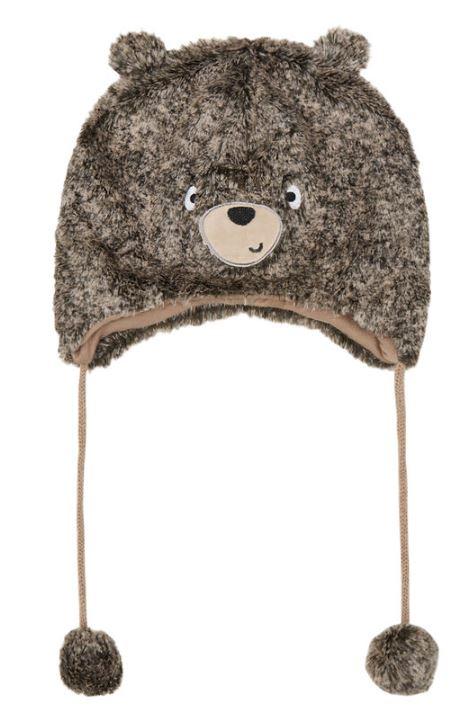 Bärchen Mütze