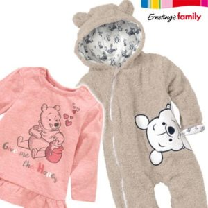 Der Bär ist los – Neue Winnie Puuh Kollektion bei Ernsting's Family ab 2,99 €