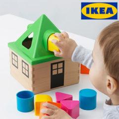 Spielzeughaus von Ikea