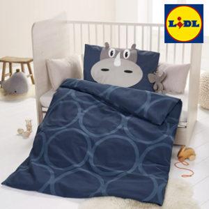 Tierische Bettwäsche bei Lidl