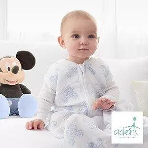 Aden + Anais Schlafsack mit süßem Design