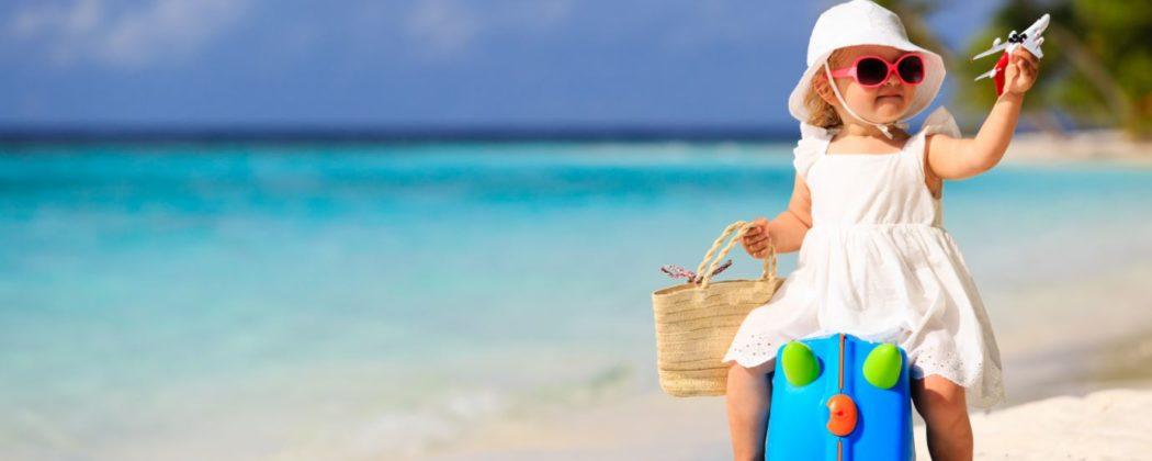 Banner: Urlaub – Mit Kind und Kegel unterwegs!