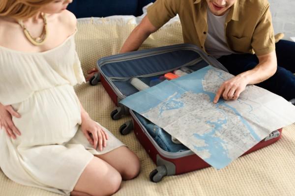 Schwanger Reise planen