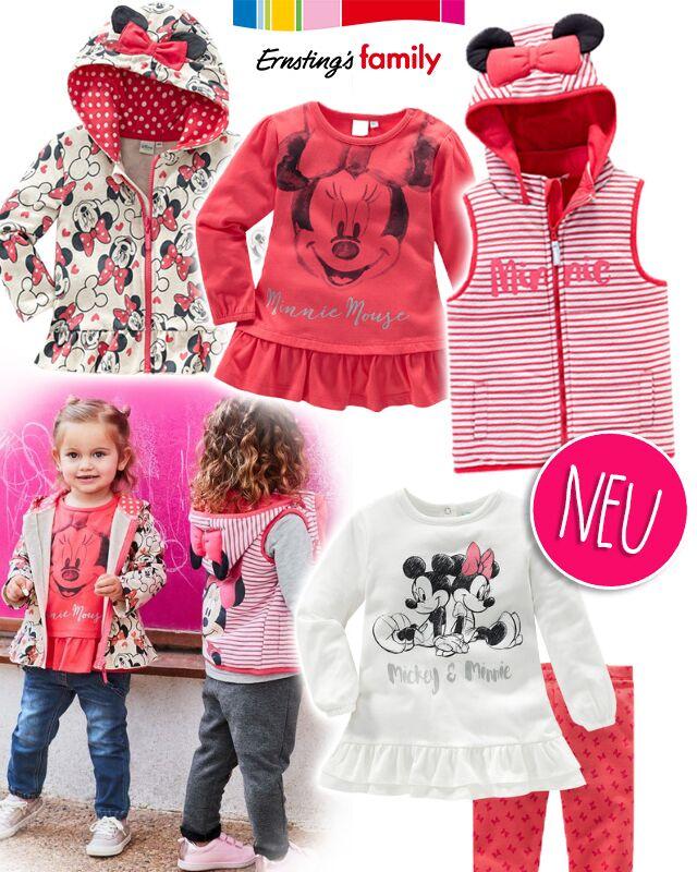 Minnie Maus Kleidung bei Ernstings Family