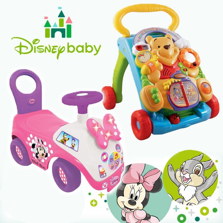 DisneyBaby zusammenstellung mit Lauflernwagen