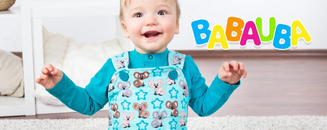 Banner: Bunt, bunter, Babauba – wie kunterbunte Designs Kinder-Kleiderschränke erobern