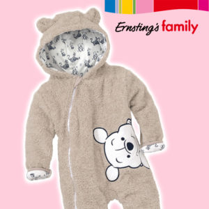 Ernsting's Family: 20% auf Kinderoberbekleidung