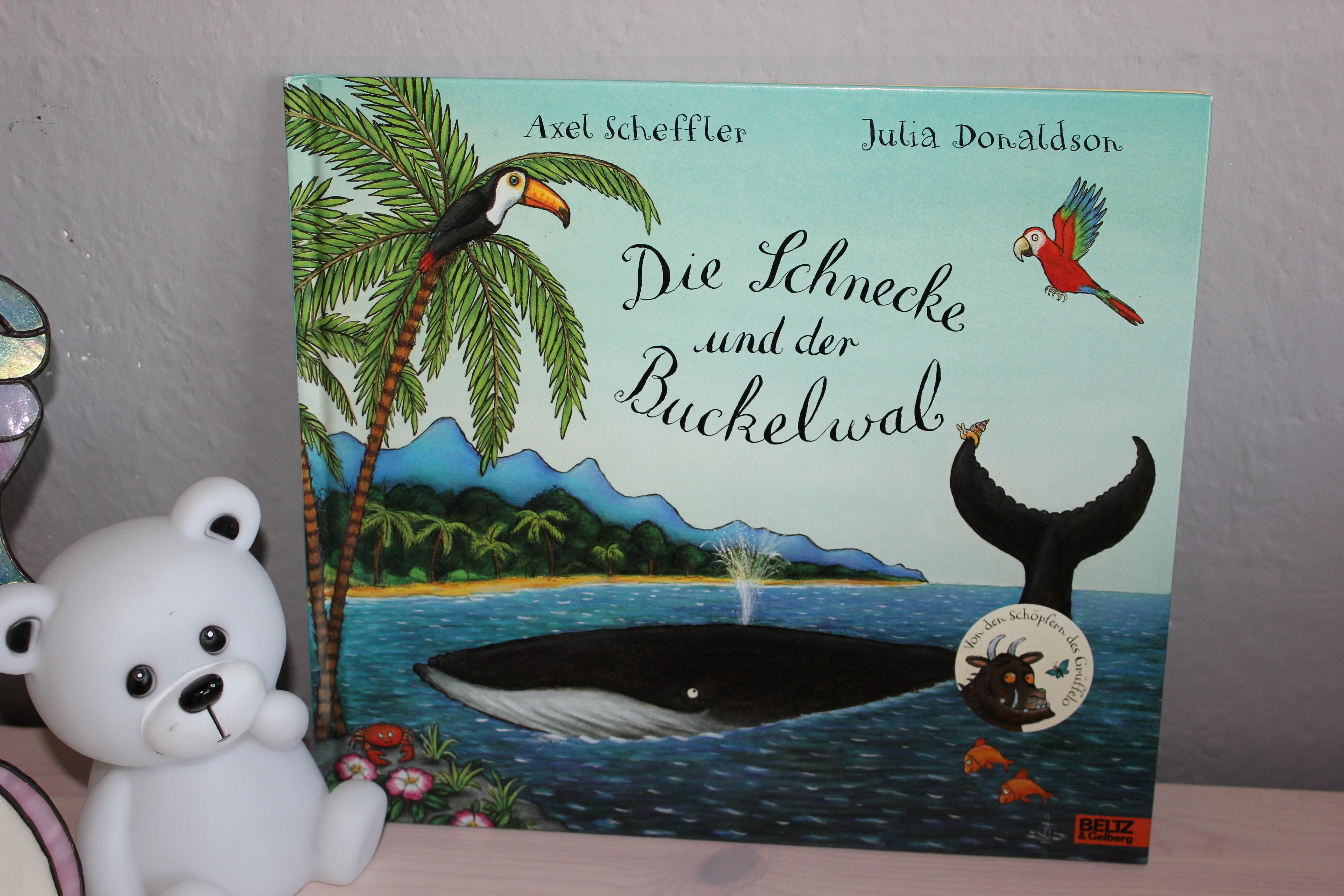 Die Schnecke und der Buckelwal das Buch