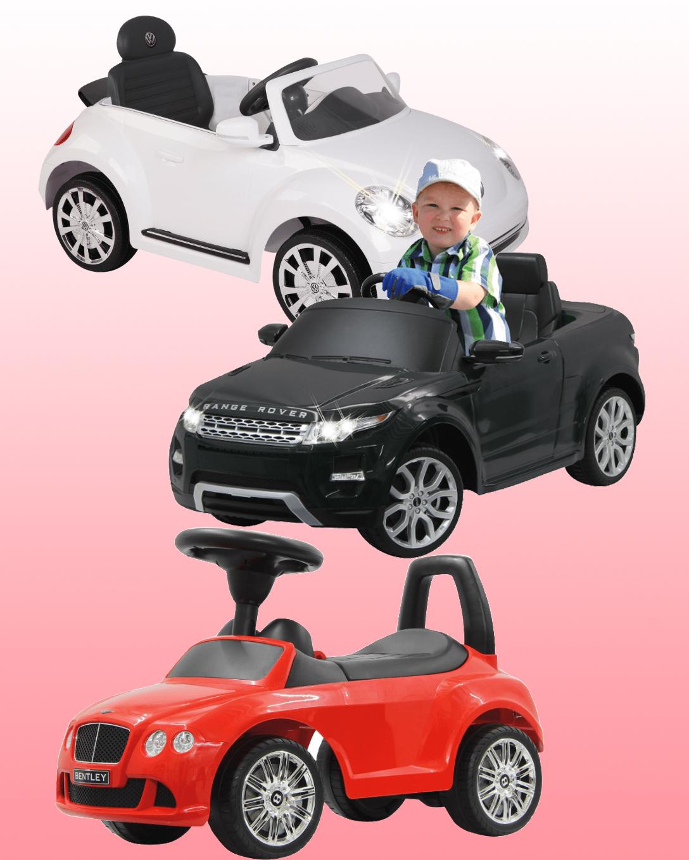 Kinderfahrzeuge von MediaMarkt