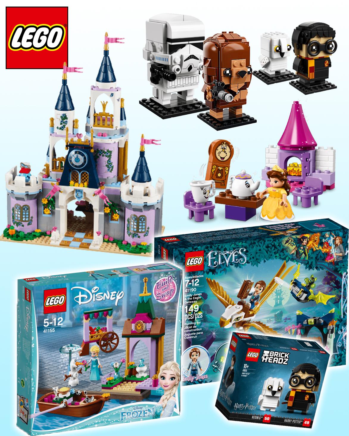 Lego im Saturnshop
