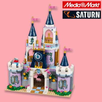 Disney Lego-Schloss