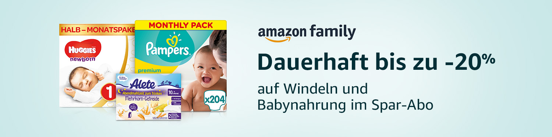 Amazon Family Angebote