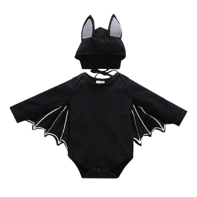 Fledermaus Kostüm Body