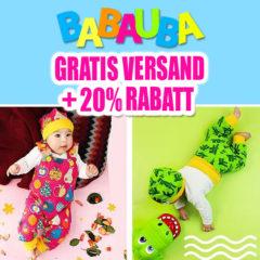 Babauba Sale mit 20% Rabatt