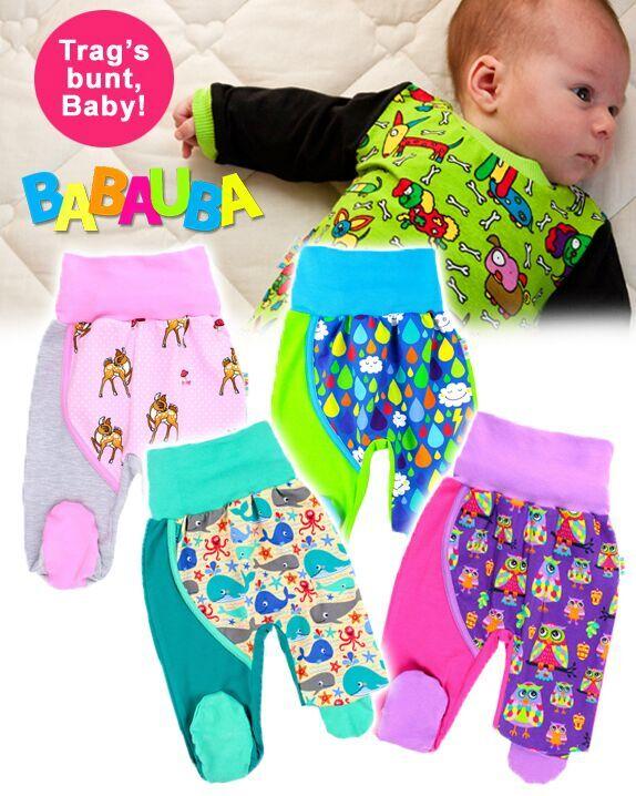 Babauba Hosen für Neugeborene