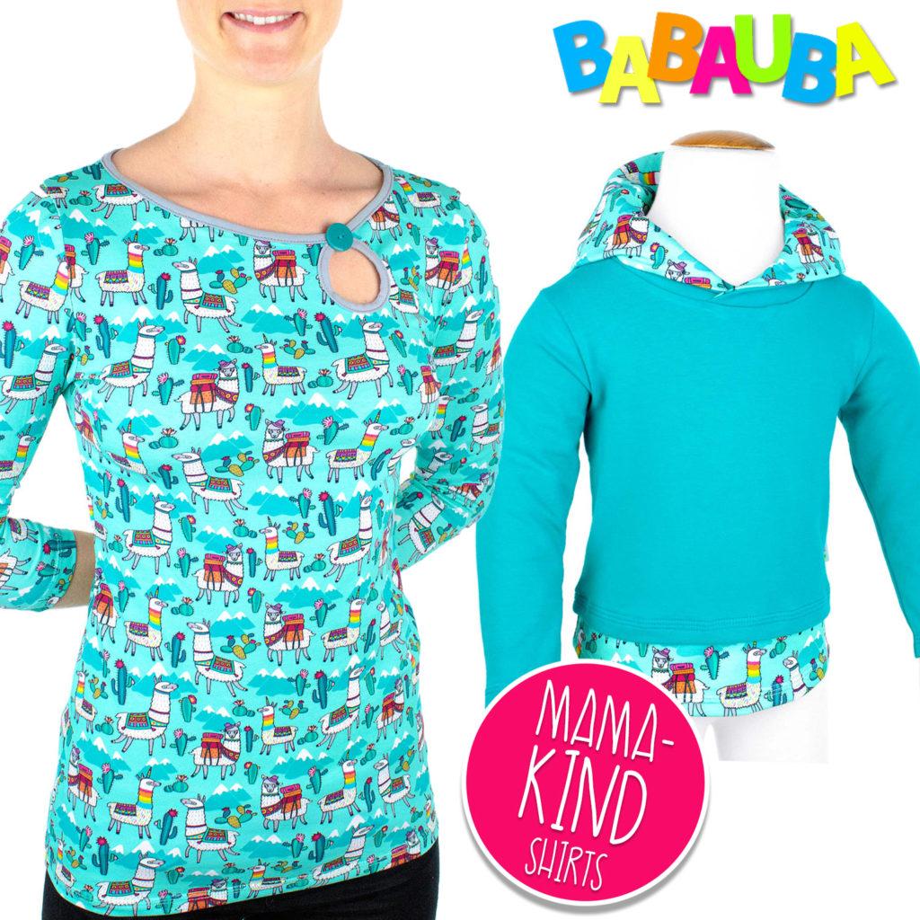Mama und Kind Outfits von Babauba