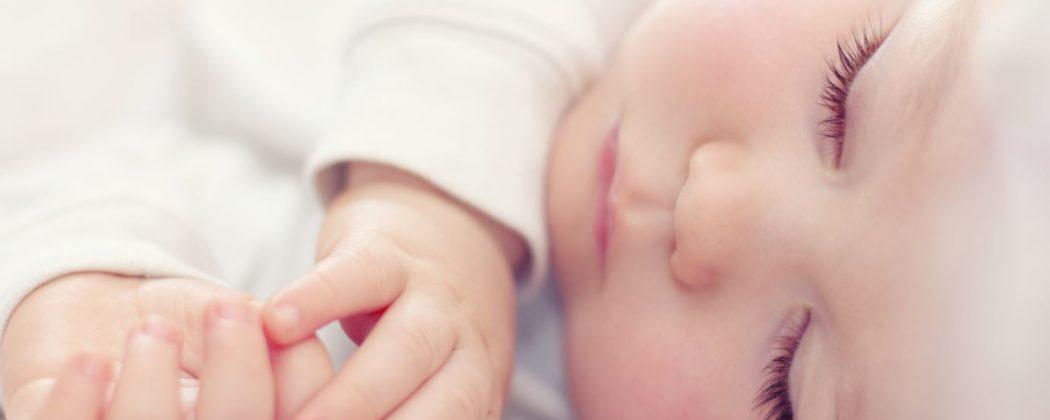 Banner: Wie mein Kind das Schlafen lernte