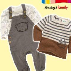 Ernsting's Family Affen und Giraffen Kollektion