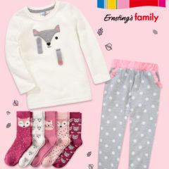 Ernsting's Family Kollektion für größere Mädchen