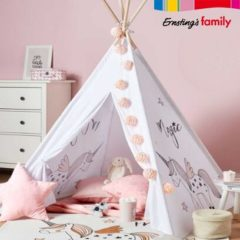 Magic Einhorn Tipi bei Ernsting's Family