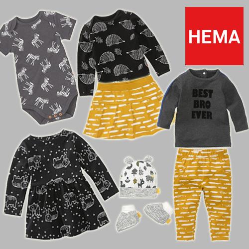 HEMA Outfits für Babys und Kinder