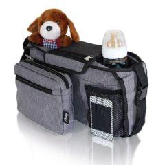 Kinderwagen Tasche mit Beispielbefüllug