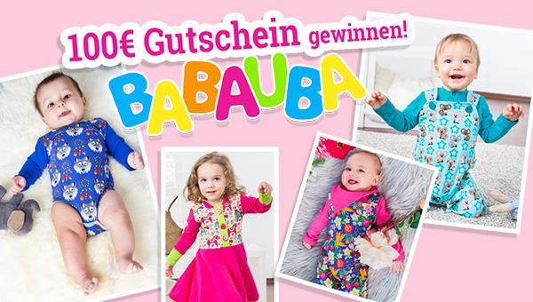 BABAUBA GEwinnspiel MeinBaby123.de