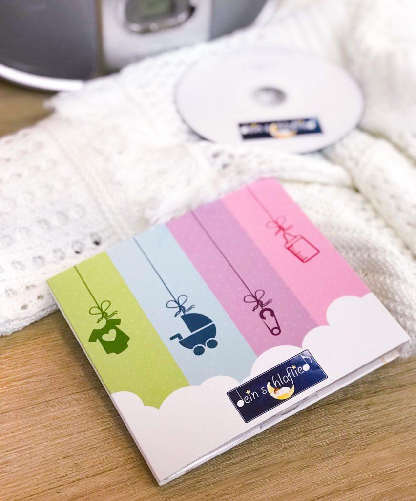 DeinSchlaflied CD für Babys
