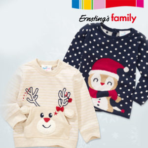 Ernsting's Family: Wintermode ab 5,99€