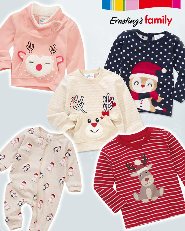 Ernsting's Family: Neue Winterkollektion mit Tierprints