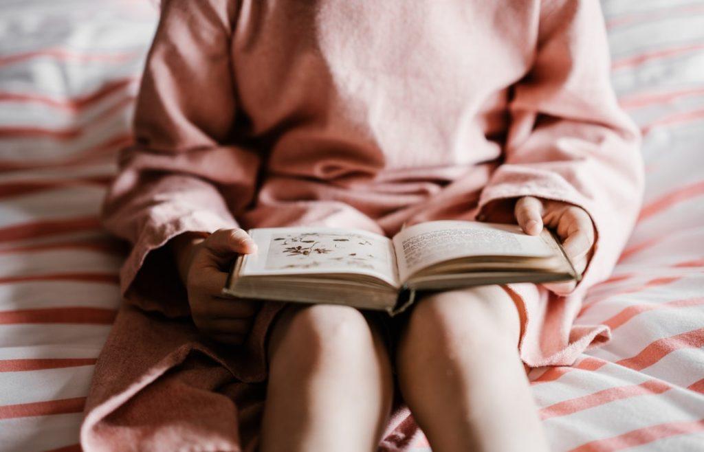 Geschichte vorlesen abends