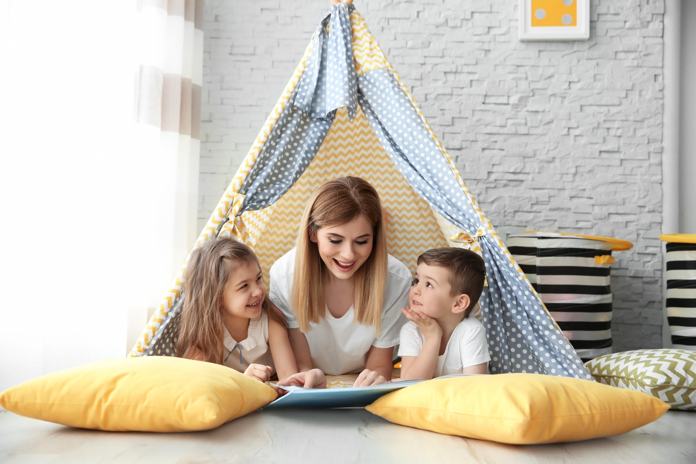 Babysitten als Nebenjob für Mütter