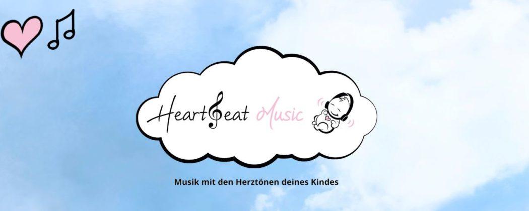 Banner: Der Herzschlag deines Babys als Song!