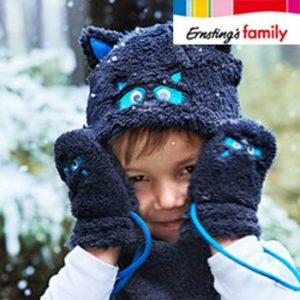 Fit für den Winter – Ernsting's Family Schneemode ab 2,99€