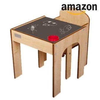 Spieltisch mit Amazonlogo
