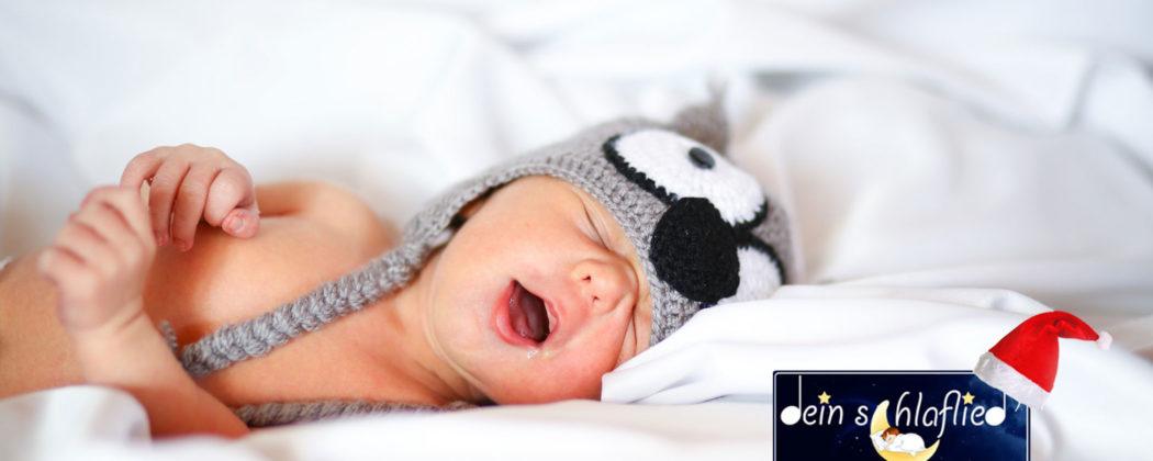 Banner: Dein Schlaflied für's Baby