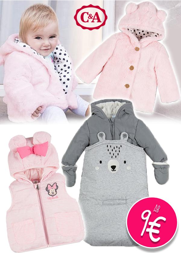 C&A Babymode für den Winter