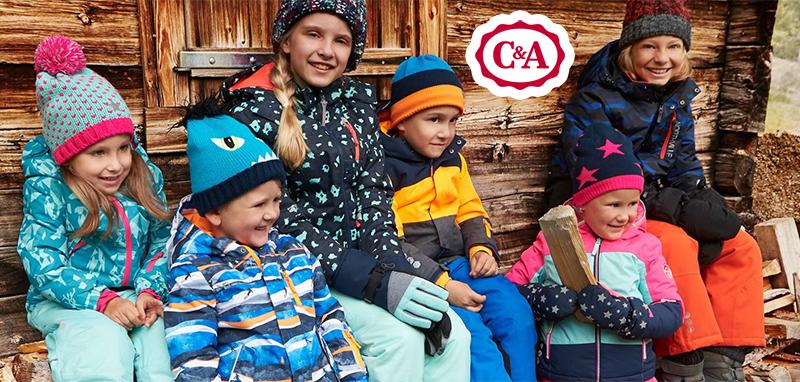 C&A Skibekleidung
