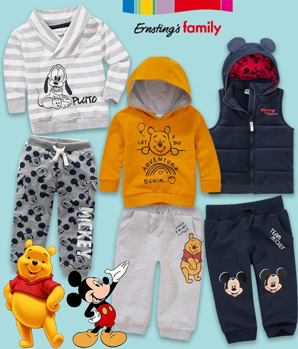 Disney Helden Ernsting's Family