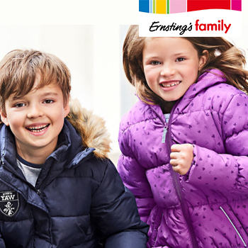 Ernsting's Family Kinder Wintermode ab 9,99€ FB