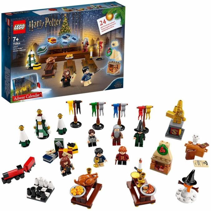 LEgo Harry Potter Adventskalender