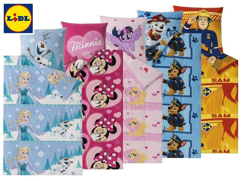 LIDL Bettwäsche mit Disneyprints