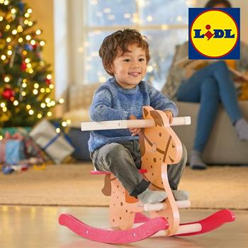 Holzspielzeug von LIDL